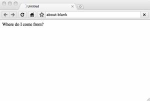 Teste de vulnerabilidade no Chrome